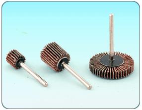 Alumínium-oxid szemcsés, csapos lamelláskorong 3 mm-es csappal - RL3