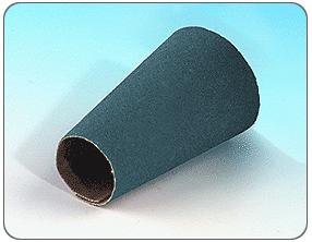 Kúpos, cirkónium szemcsés csiszológyűrű - ACZ