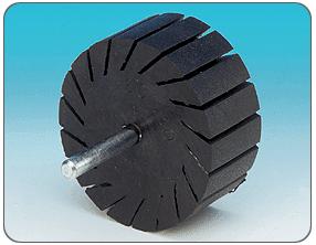 Gumitest csiszológyűrűkhöz - PAR
