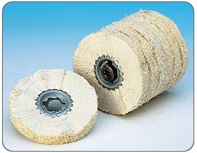Pamut vászonnal kombinált szizál tárcsa - DSC