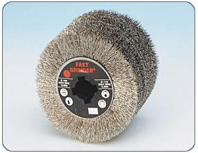 Rozsdamentes acélszálas csiszolóhenger - RFI