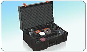 Palástcsiszoló és -polírozó gép - SMD-KIT